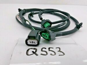 New Oem Fog Light Lamp Wiring Harness Only Mitsubishi Lancer 2008 2012