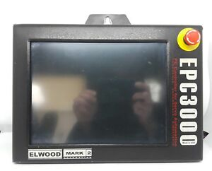 Elwood Mark 2 Touch Screen Robot Pendant Epc3000 Eagle Automation Industrial