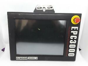 Elwood Eagle Mark 2 Epc3000 Touch Screen Pendant Automation Industrial