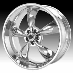 American Racing Ar105m Torq Thrust M Chrome 16x7 5x110 35mm Ar605m6752c