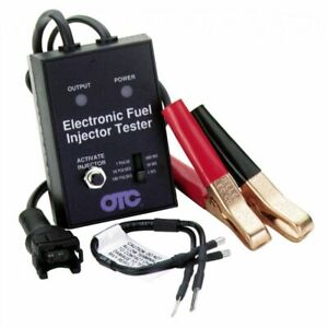Otc Tools 3398 Fuel Injection Pulse Tester