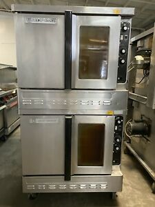 Jade Range Double Stack Full Size Convection Oven Nat Gas