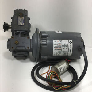 Franklin Electric 4201007404 Speed Reducer Hp1 4 Ipts 0 31 Hp 1cd50