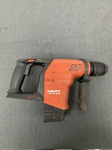 Hilti Te 30 a36 36v rotary Hammer Drill Tool Only Used Free Shipping
