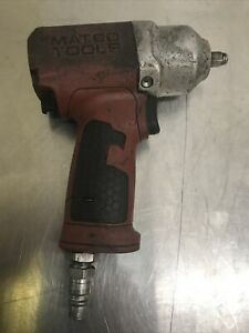 Matco 3 8 Composite Air Impact Wrench Mt2220 26529 4