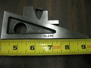Starrett No 246 Planer Shaper Gage See Pictures For More Inf
