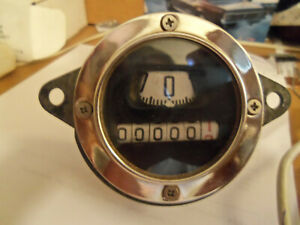 Model A Ford North east Round Rebuild Speedometer 30 31 guaranteed