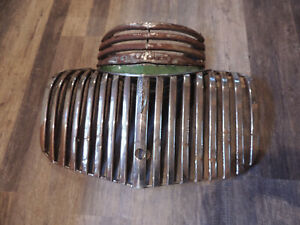 1941 1942 1943 1946 Chevrolet Truck Grill 41 42 46 Pickup Panel Grille