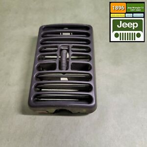 dash Vent For 2001 Jeep Wrangler Tj Oem free Shipping
