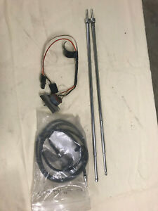 1966 1967 Pontiac Gto tempest Antennas Cable And Power Switch