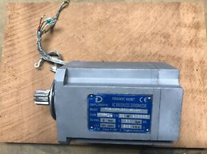 Duplomatic Ac Brushless Servo Motor 230 V
