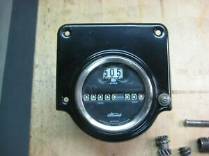 Complete Stewart 160 Magnetic Speedometer Set Up For Model T Ford 1919 1927