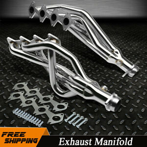 For 96 04 Ford Mustang 4 6l V8 Long Tube Racing Exhaust Manifold Headers