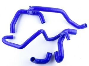 Silicone Radiator Water Hose Kit For 1998 2004 Land Rover Discovery 2 4 0l V8 Bu