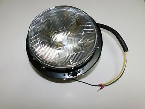 International Harvester Scout 80 To 1963 Newly Manufactured Headlight Buckets