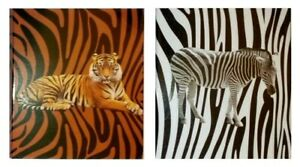 Animal Print Sticky Note Set 2 Patterns To Choose From 245 Sheets Total