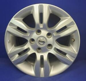 10 11 12 13 Altima Wheel 16x7 Alloy 6 Split Spoke 40300zx01a Oem W Cap 62551
