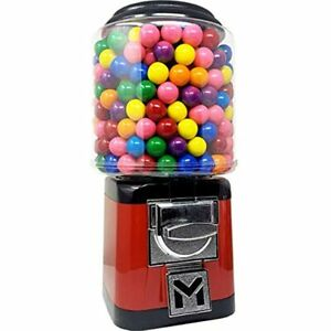Gumball Vending Machine For 1 inch Gumballs Capsules Bouncy Balls Industrial