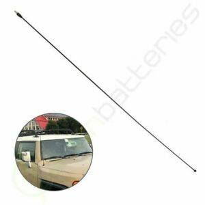 31 Antenna Mast Radio Am Fm Stainless For 00 2015 Ford F650 Base Straight Truck