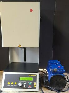Intratech Pro Press 100 With Vacuum Pump Dw