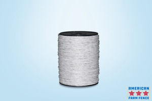Electric Fence Poly Wire 6 Wire 1320