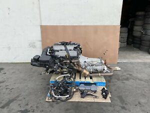 Ford Mustang Gt 2015 2017 Oem Engine W Automatic Transmission Swap 6r80 S550 62k