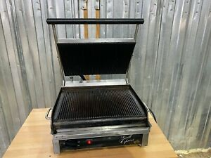 Commercial Star Grill Express Panini Gx14ig Sandwich Press