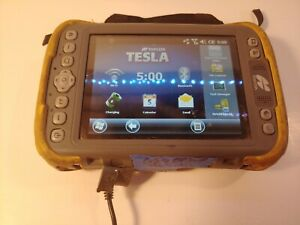 Topcon Tesla Data Collector Tablet Magnet Field Gps Camer Gis Optical Robotic