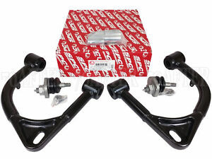 Spc Front Alignment Upper Control Arms For Lifted 08 20 Lx570 Land Cruiser 200