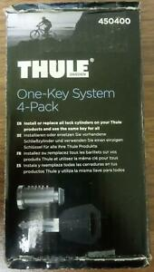One Key System 4 Pack Silver Black