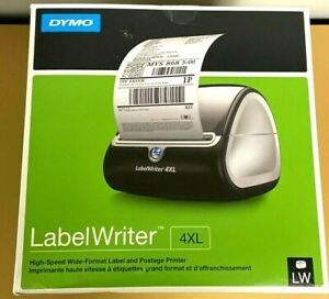 Dymo Labelwriter 4xl Desktop Label Printer 1755120 Brand New