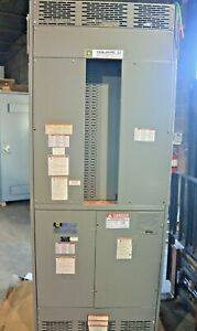 Square D Qed 1600 Amp 480 Volt 3 Phase 4 Wire I Line Distribution Panel Mlo