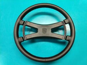 Porsche 911 914 380mm Rs Rsr Steering Wheel New Leather