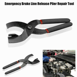 Car Emergency Brake Line Cable Release Plier Automotive Limited Hand Repair Tool
