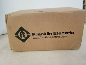 Franklin Electric Pump Control Panel 230v Ac 1lzw6 no Switch Included
