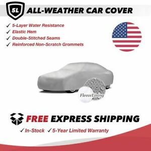 All weather Car Cover For 2020 Ford Mustang Convertible 2 door