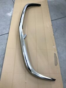 Front Polished Stainless Bumper For 1970 1973 70 73 Datsun 240z