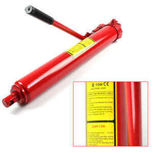 Hydraulic Ram 8ton Long Stroke Jack Capacity Engine Crane Press Cherry Picker