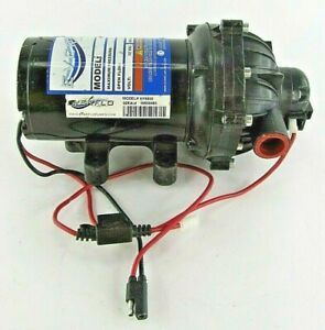 Everflo Ef5500 Everflo 12 Volt 5 5 Gpm Diaphragm Water Pump 60 Psi Lawn Sprayers