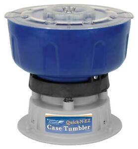 Frankford Arsenal Quick N EZ 110V Vibratory Case Tumbler for Cleaning and $60.29