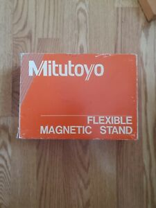 Mitutoyo 7012 10 Series 7 Flexi Magnetic Stand