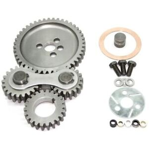 Prw Industries 135002 Small Block Chevy Dual Idler Quiet Timing Gear Drive Kit