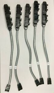 Steelcase 28 Power Cable Cubicle Electrical P n 840200818 20a 120 240v Lot Of 5