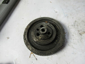 Detroit Diesel 453 Idler Left Helix Gear 5107074 With Hub Spindle 3 53 Crank