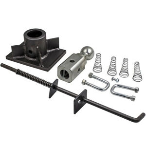 Aftermarket Fit Gnrk1500 Turnover Ball Gooseneck Trailer Hitch For Chassis