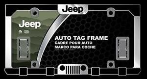 Jeep License Plate Frame