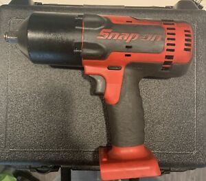 Snap On Ct8850 1 2 Impact Wrench Tool Only With Snap On Orange Cover