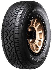 4 New Gt Adventuro At3 All Terrain Tires 245 75r16 109t