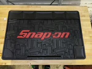 Snap On Rubber Bench Top Mat Socket Design 2616r01 Tool Box Utility 5
