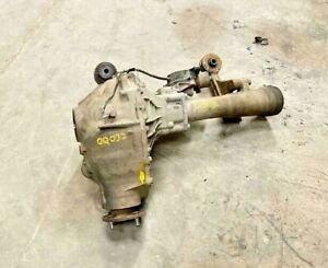 2007 2015 Toyota Tundra 4 7l Front Axle Differential Carrier Assembly 4 10 Ratio